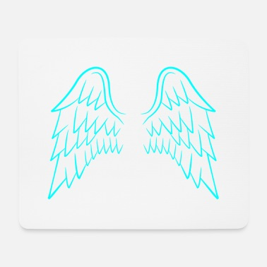 Wing Angel wings wings - Mouse Pad