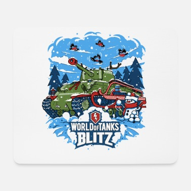 World of Tanks Blitz Rudolph - Muismat