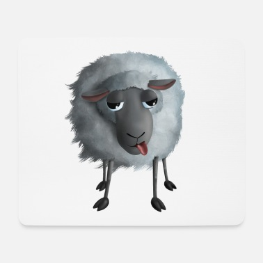 Shropshire Sweet Sheep - Big Eyes Tongue - Muismat