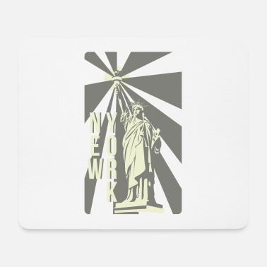 New York NEW YORK - Mouse Pad