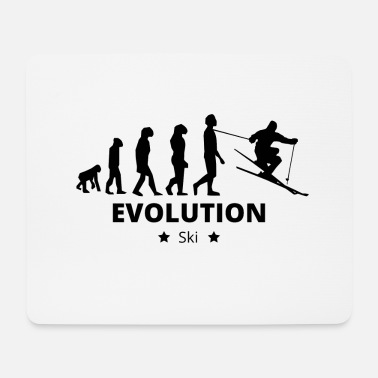 Bergwochenende Evolution Ski - Mousepad