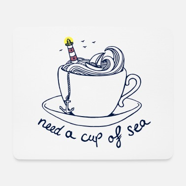 Maritime need a cup of maritime maritime - Mouse Pad