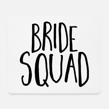 Hen Party Quotes Bride Squad Hen Party - Mouse Pad
