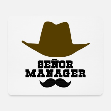 Manager Manager - Mousepad