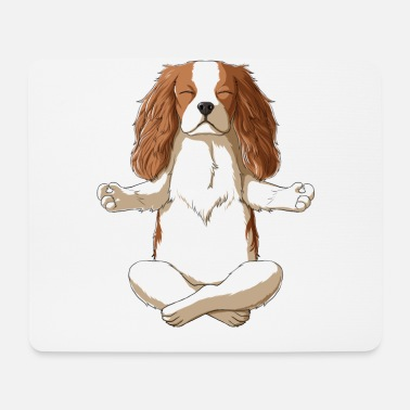 Accompagnatore Cavalier King Charles Spaniel - Tappetino mouse