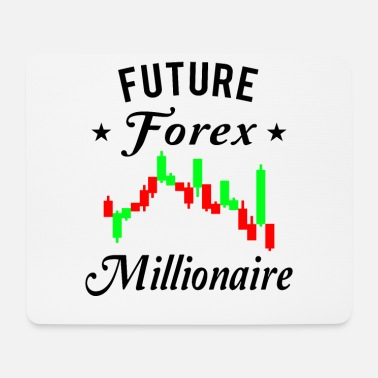 Forex FOREX TRADER: Future Forex Millionaires - Mouse Pad