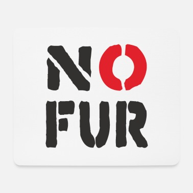 Fur No fur - Mouse Pad