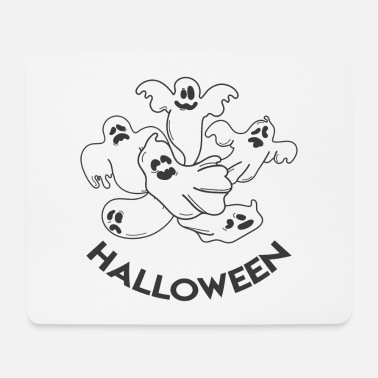 Ghost Halloween Ghost Ghosts Ghosts - Mouse Pad