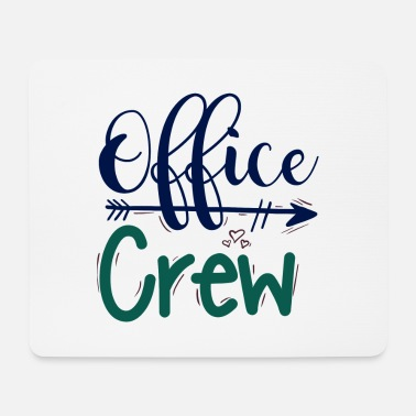 Office office crew office team - Mouse Pad