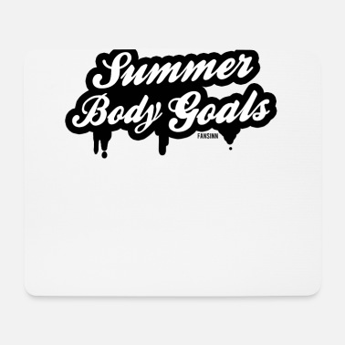 Body Target Body Summer Body - Mouse Pad
