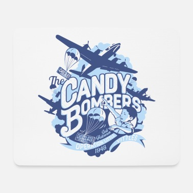 Candy Bombers Tribute - Tappetino mouse