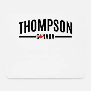Canada THOMPSON - Mouse Pad