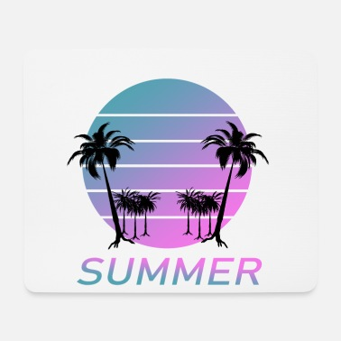 Feeling Feel the Summer - Feel the summer - Mouse Pad