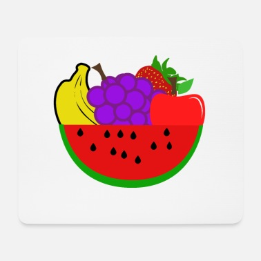 Fruits Fruits - fruits - Mouse Pad