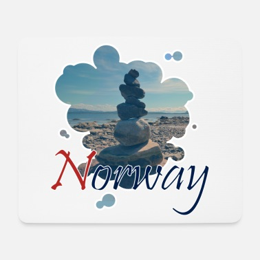 Norway Norway - Norway - Mouse Pad