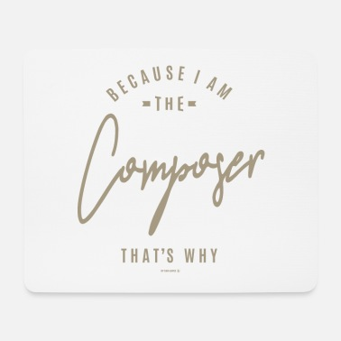 Composer Composer - Mouse Pad