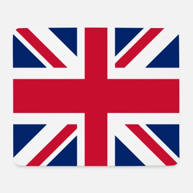 Reino Unido mouse pad flag of the United Kingdom - Mouse Pad