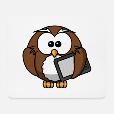 Owl Owls Owls Birds Birds Birthday Birthday - Mouse Pad