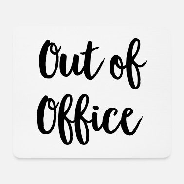 Office office - Mouse Pad