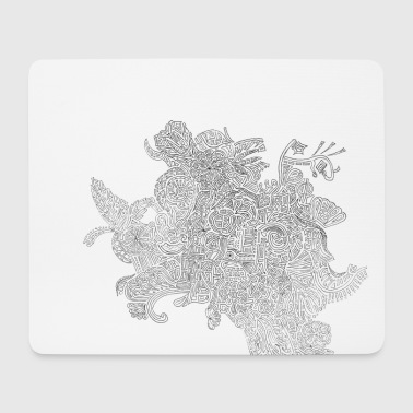 Swodle Mouse Pad - Mouse Pad (horizontal)