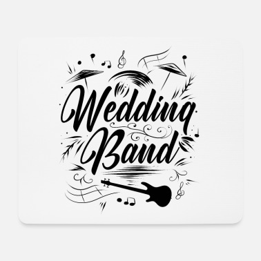 Love You Band wedding - Mouse Pad