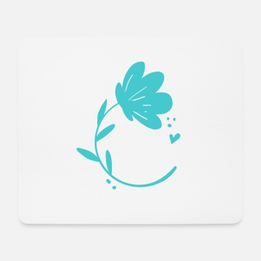 Rose Blume Blumen - Flower - Mousepad