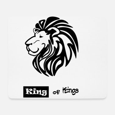 King King of Kings - Mouse Pad