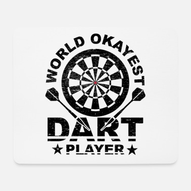 Bar-pub World, Darts, Okay, Bar, Pub, Evening, Gift Idea - Mouse Pad