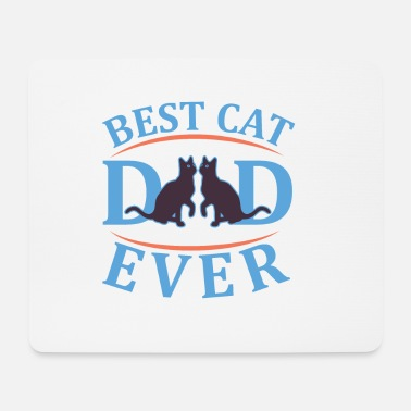 Hangover Sweet cat saying men birthday gift - Mouse Pad