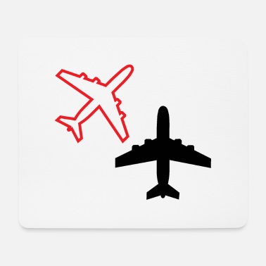 Airplane airplanes - Mouse Pad