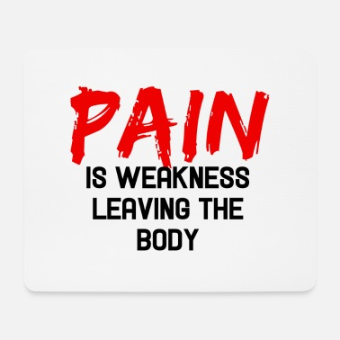Pain Pain - Mouse Pad