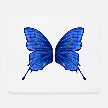 Butterfly Fairy Wings - Mousepad