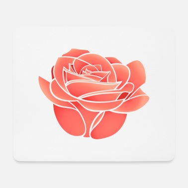 Rosa Rose 2 - Mouse Pad