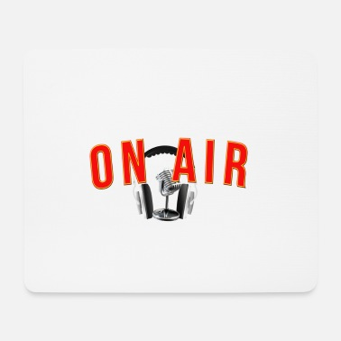 On Air on air radio fm - Tappetino mouse