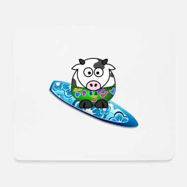 cow287 - Mouse Pad
