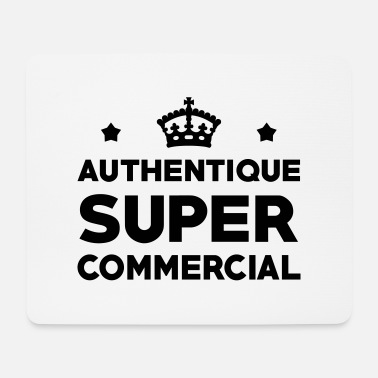 Commercial Authentique Super Commercial - Tapis de souris
