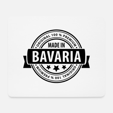 Bavaria Made in Bavaria / Bavaria - Mouse Pad