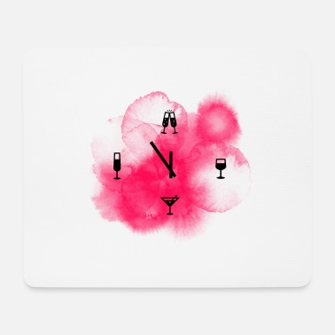 Drink O'Clock - Mousepad