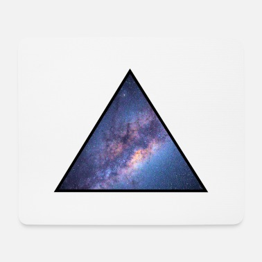 Milky Way Milky Way, Astronomy - Mouse Pad