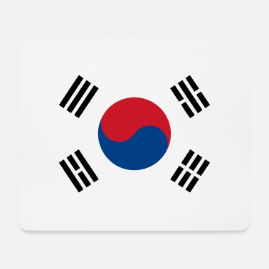 Korea flag - Mouse Pad