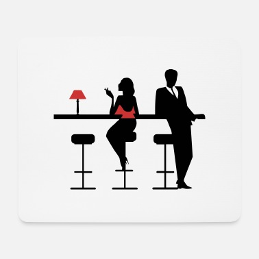 Restaurant Restaurant, Bar - Mousepad