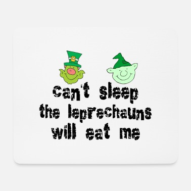 Funny Irish Funny Irish Leprechauns - Mouse Pad