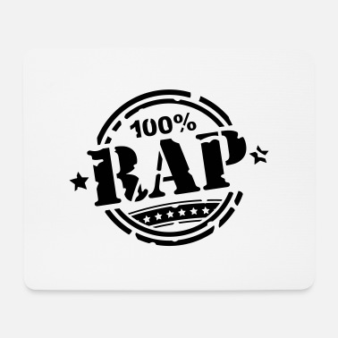 Battle 100_pro_rap_di1 - Mouse Pad