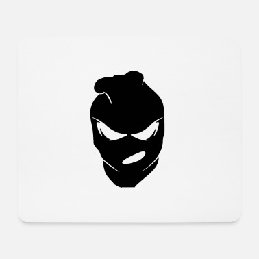 Mask mask - Mouse Pad