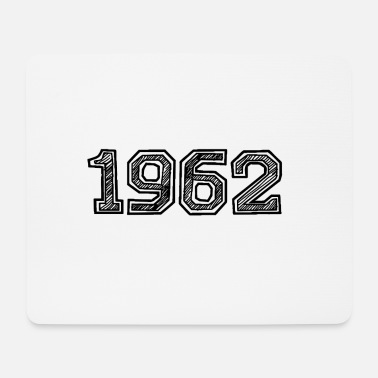 1962 1962 - Mouse Pad