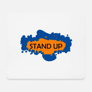 Stand Up stand up - Mouse Pad