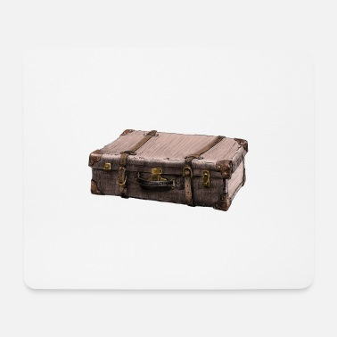 Suitcase suitcase - Mouse Pad