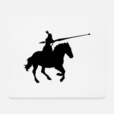 Knights knight - Mouse Pad
