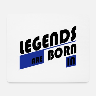 Legends Legends - Mousepad