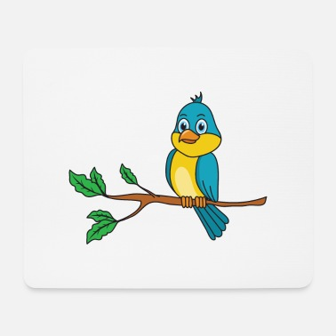 Songbird Songbird birds animals songbirds - Mouse Pad